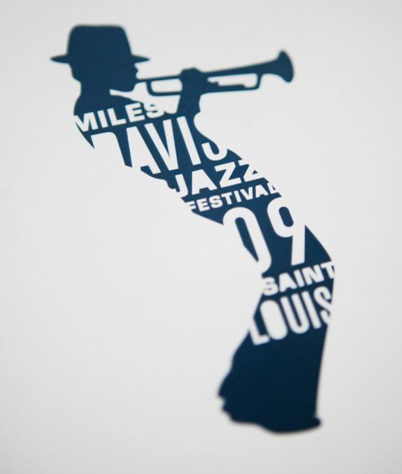 Miles Davis Jazz Fest logo