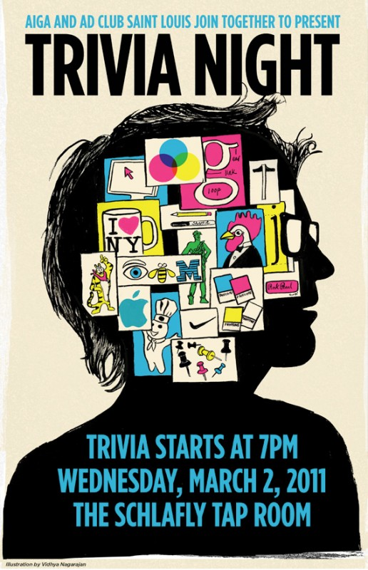 AIGA and Ad Club Design Trivia