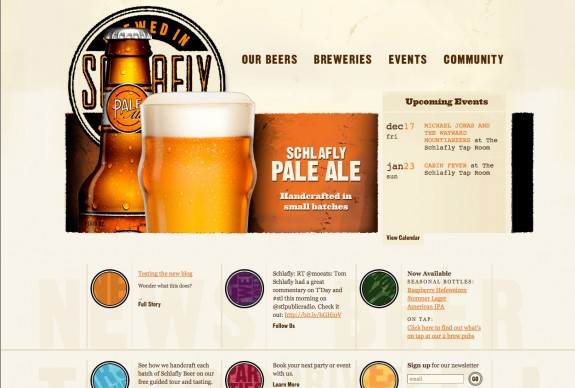Schlafly homepage