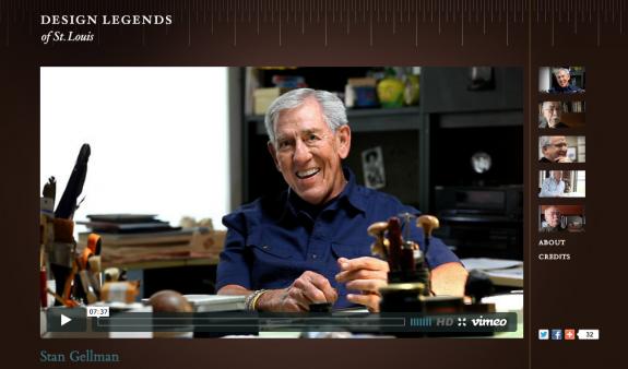 Stan Gellman Design Legend