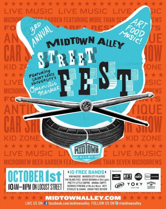 Midtown Alley Street Fest