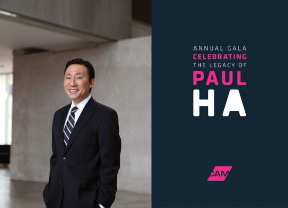 Celebrating Paul Ha
