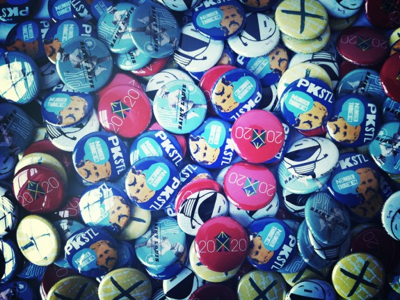 PechaKucha STL buttons