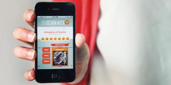 STL DesignWeek App
