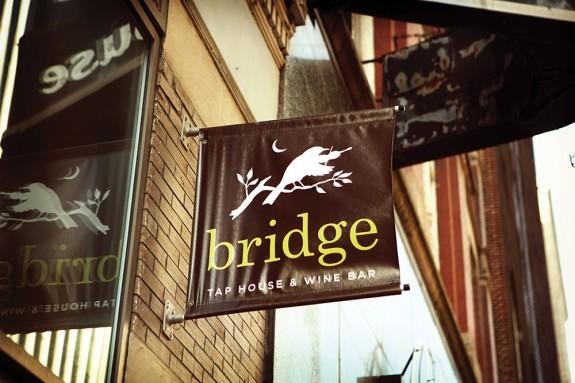 Bridge Blade Sign