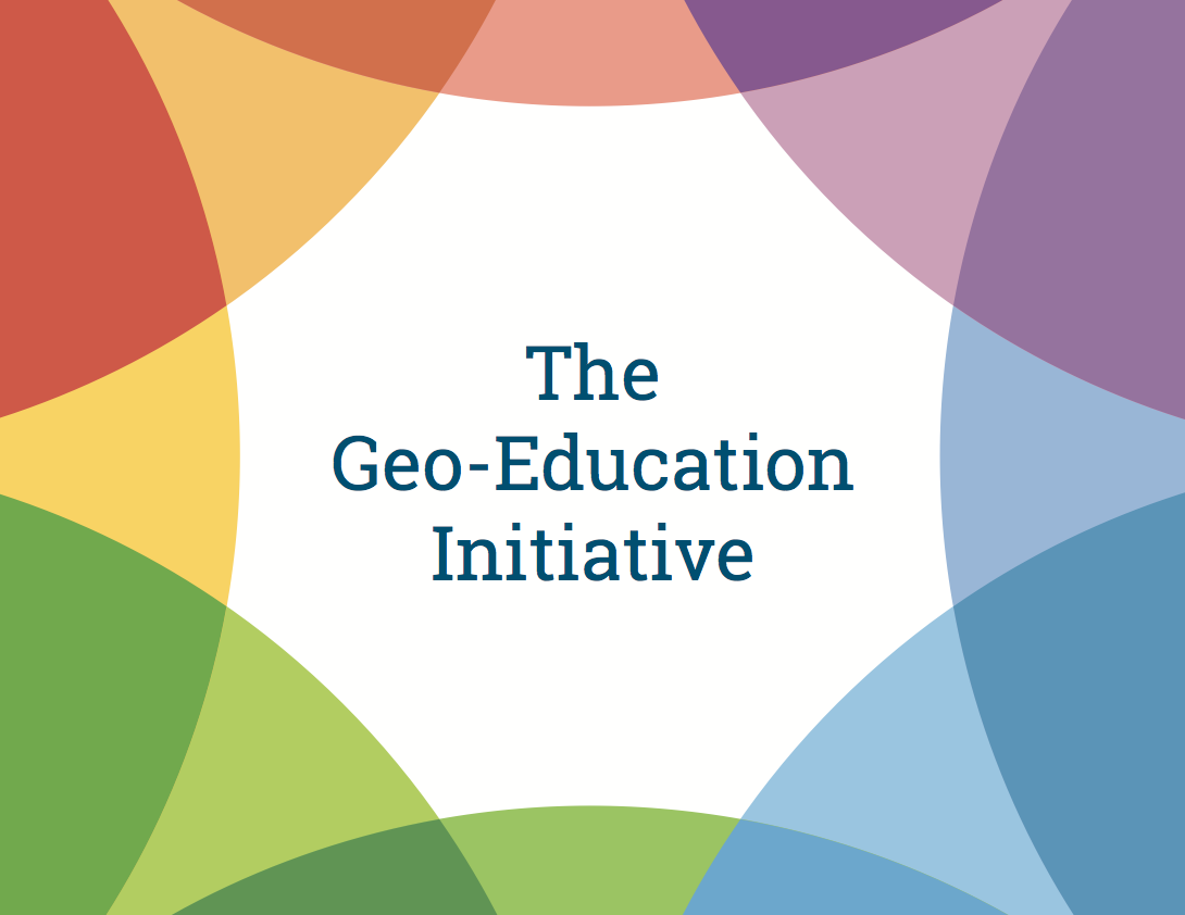 Geo Education Initiative Branding by TOKY