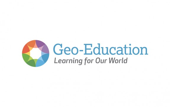 Geo-Education Initiative Logo by TOKY