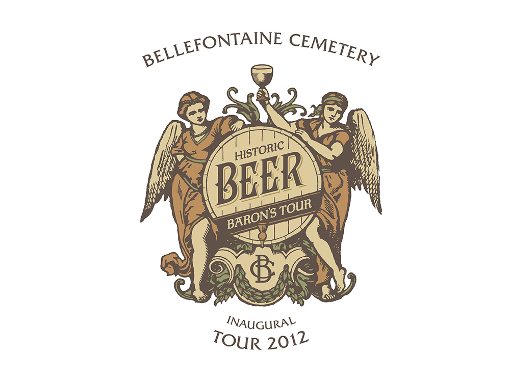 Bellefontaine's Beer Barons Tour Logo