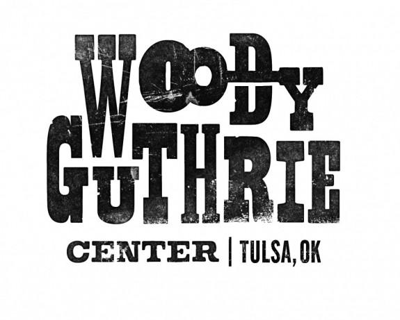 Woody Guthrie Logo