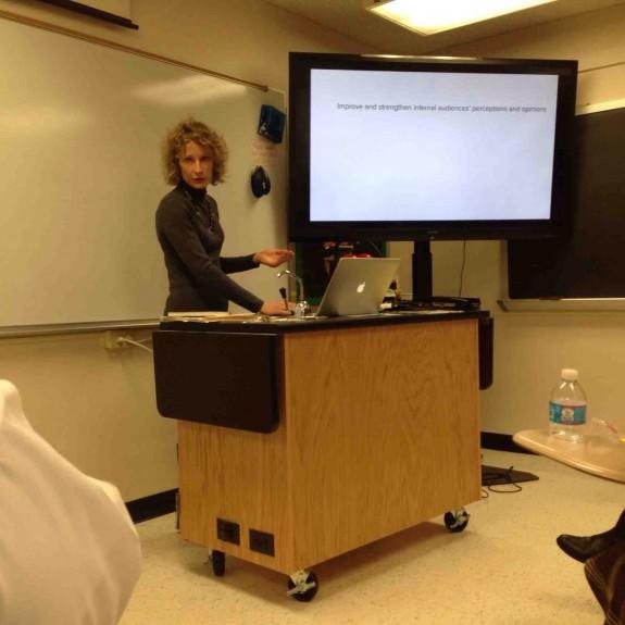 Salem Academy Presentation