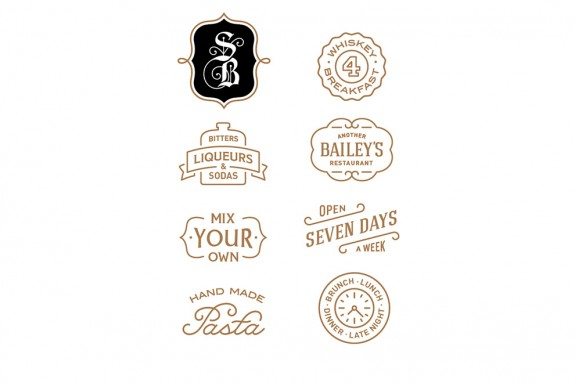 Small Batch Logo Marks by TOKY