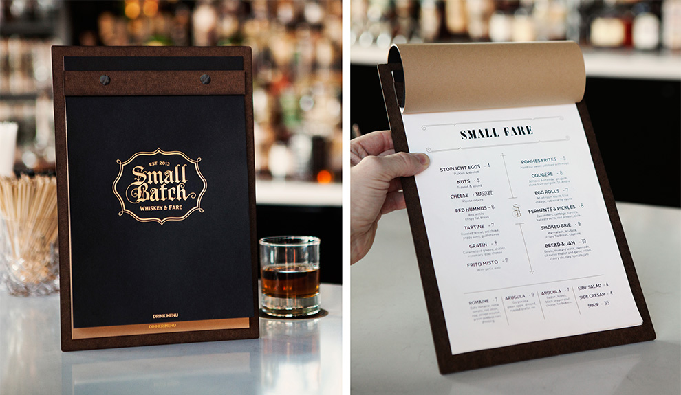 Small-Batch-Menus