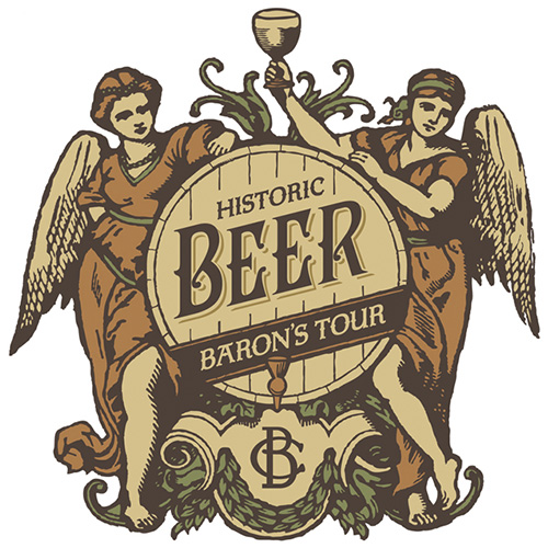 Beer Baron's Tour Logo by TOKY