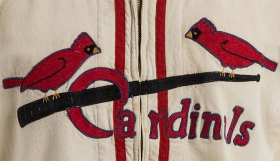 1948 Cardinals uniform