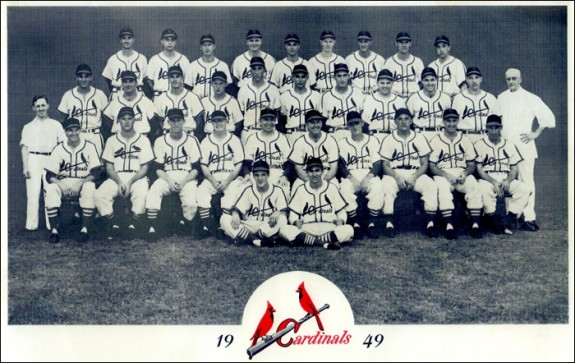 St. Louis Cardinals 1949