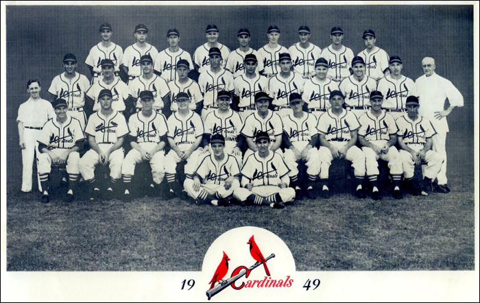 St. Louis Cardinals 1949