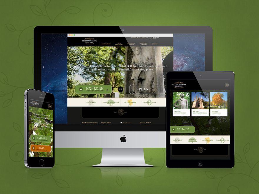 Bellefontaine-Cemetery-Website