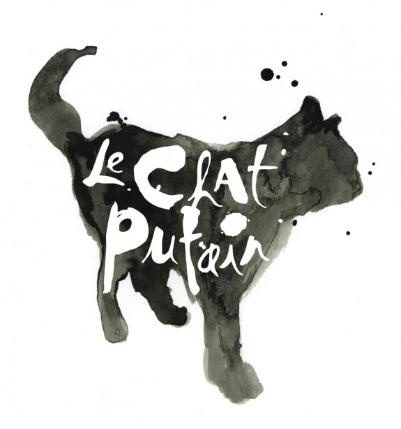 Le Chat Putain full color