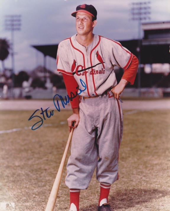 Stan Musial St. Louis Cardinals 1950s