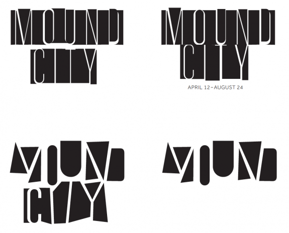 Mound City Typography