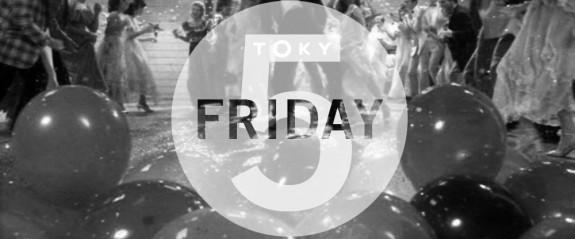 Friday 5 10.10.14