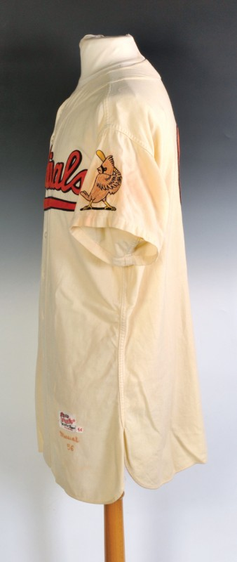 Stan Musial's 1956 jersey