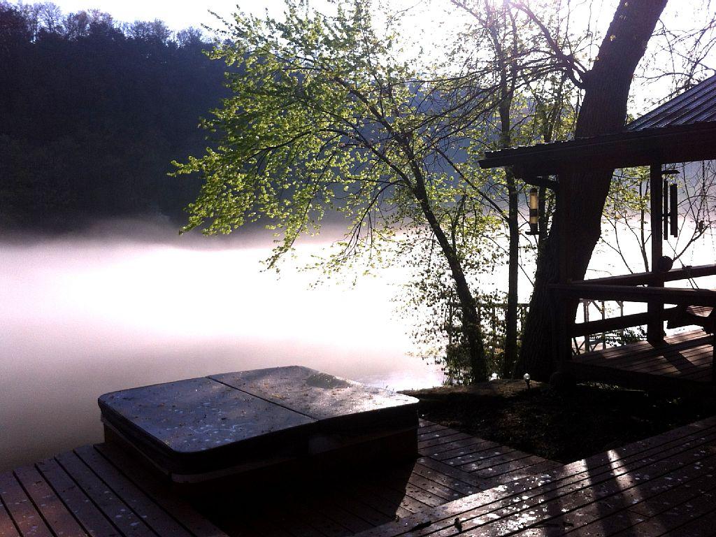 Taneycomo cabin