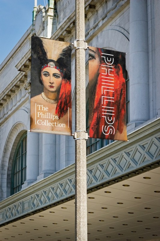Phillips Collection Banner