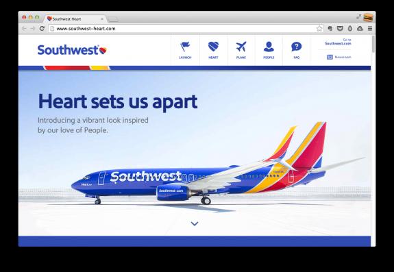 Southwest Brand Hub
