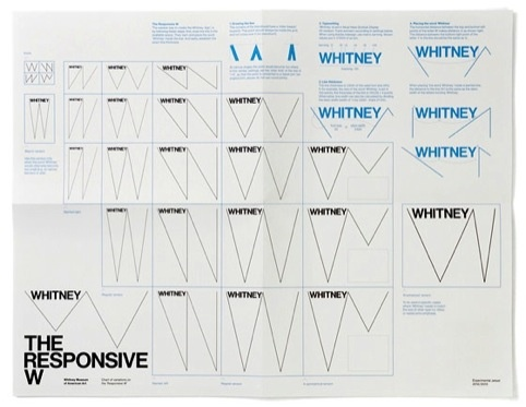 The Whitney's Responsive W