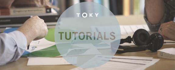 tutorials header