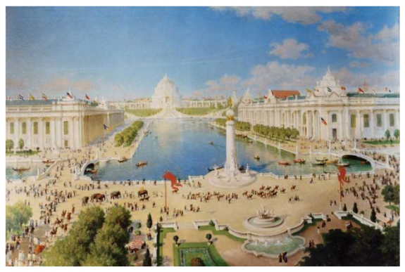 1904 Worlds Fair in St. Louis Forest Park