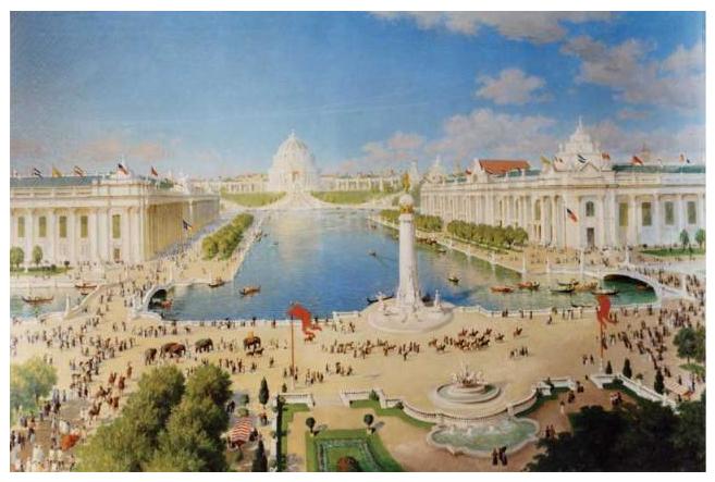 1904 Worlds Fair in St. Louis Forest Park
