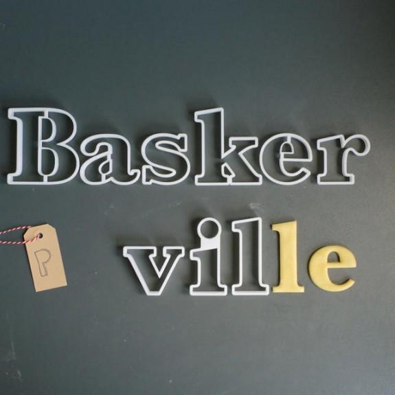 Baskerville cookies