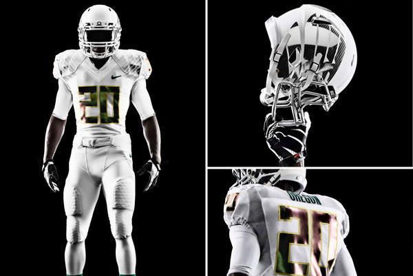 oregon uniform