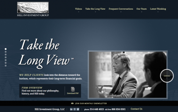 Hill Investment Group Responsive