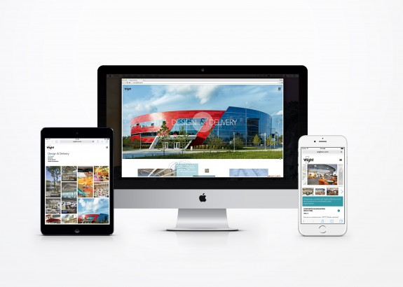 Architecture Website for Wight