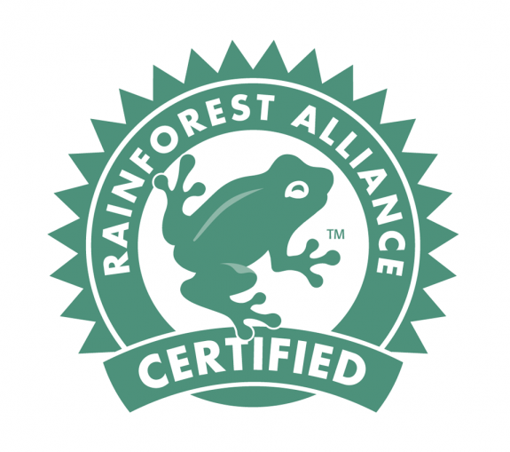 RA Certified frog