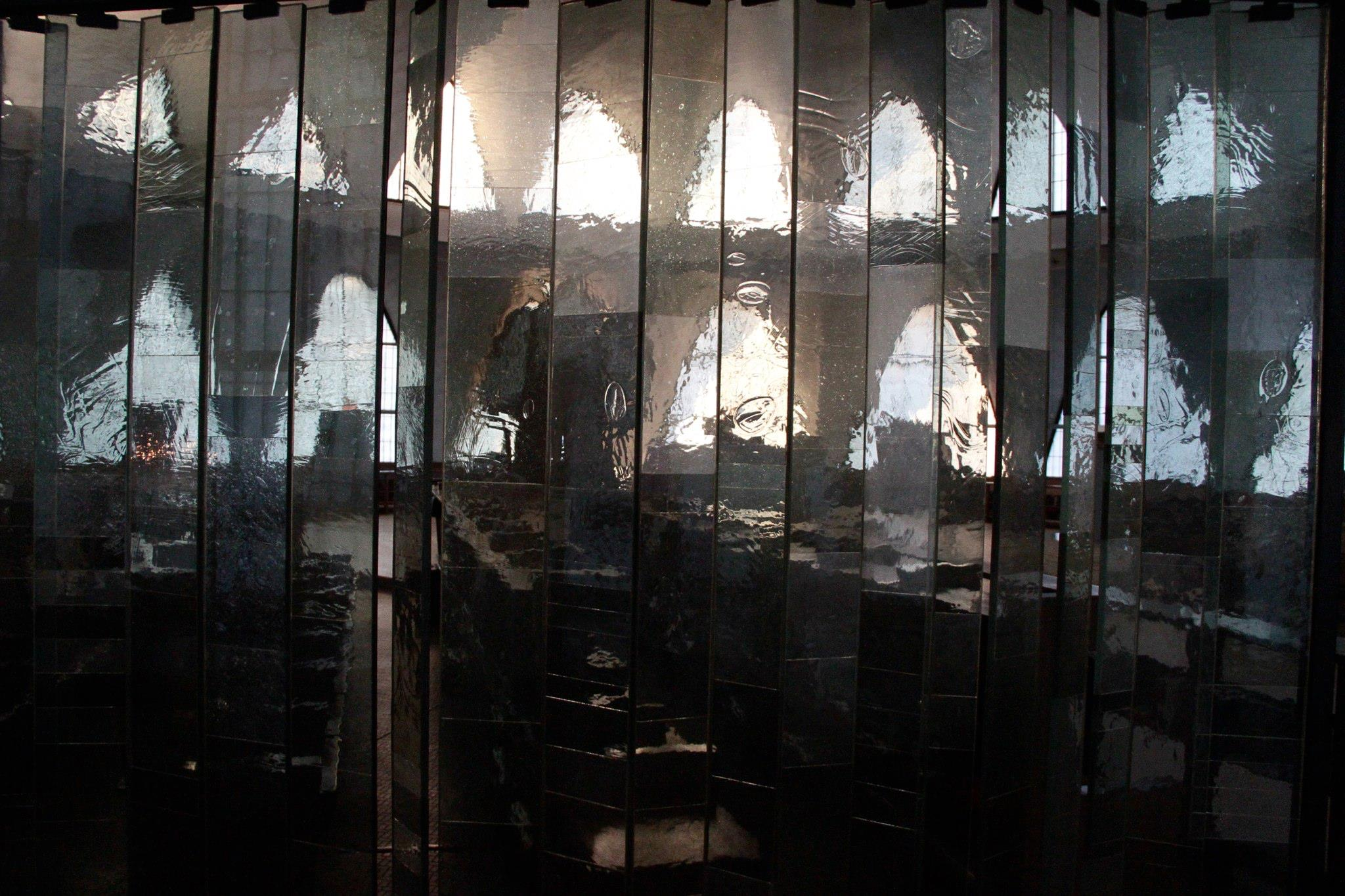 Emil Frei glass screen