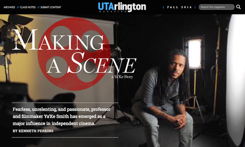 Alumni Magazine UTArlington