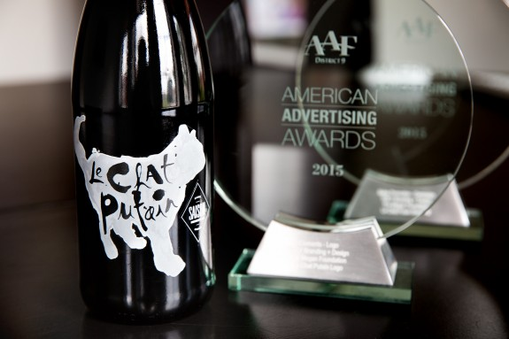 le chat putain district ADDY awards
