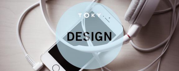 TOKY Design Podcasts Header Image