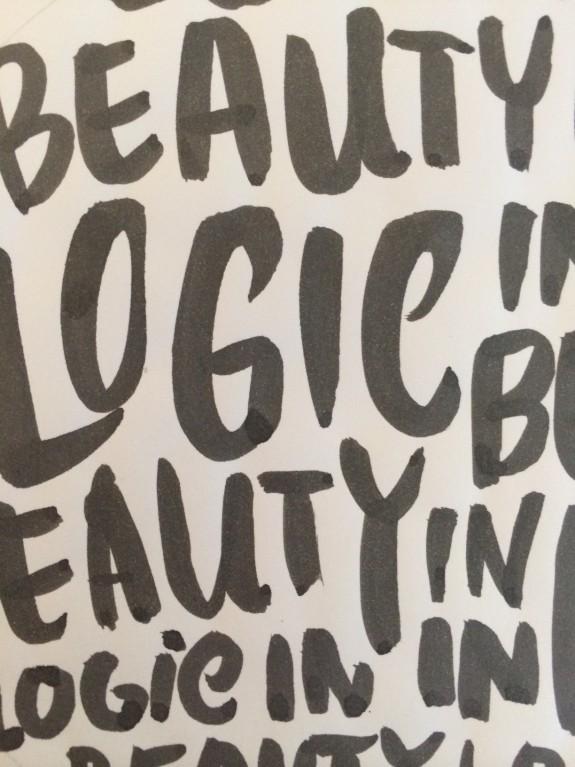 logic/beauty