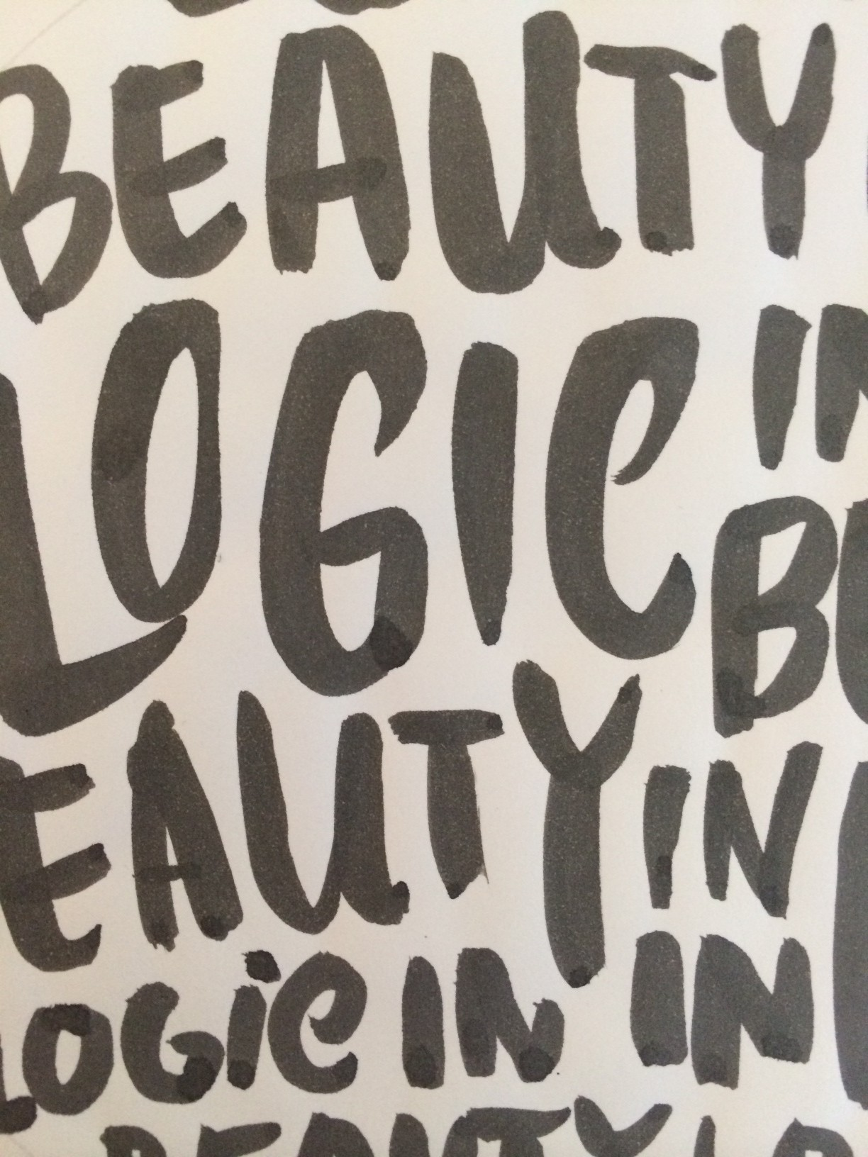logic/beauty