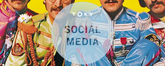 Social Media by the Beatles
