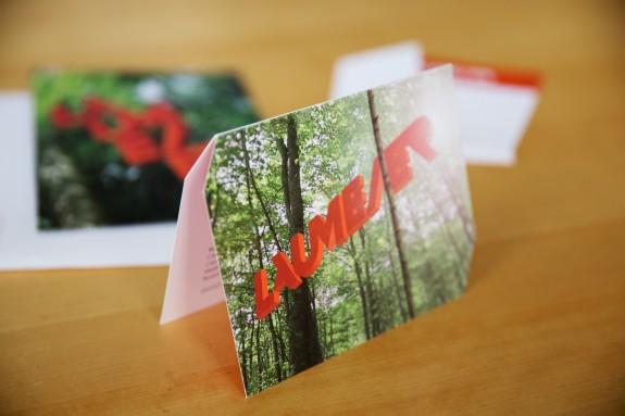 Laumeier card