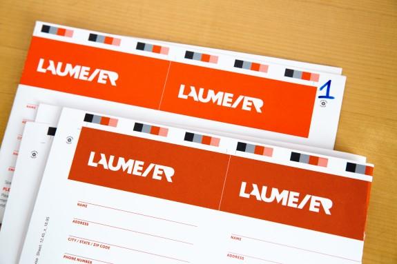 Laumeier color 1 vs color 2
