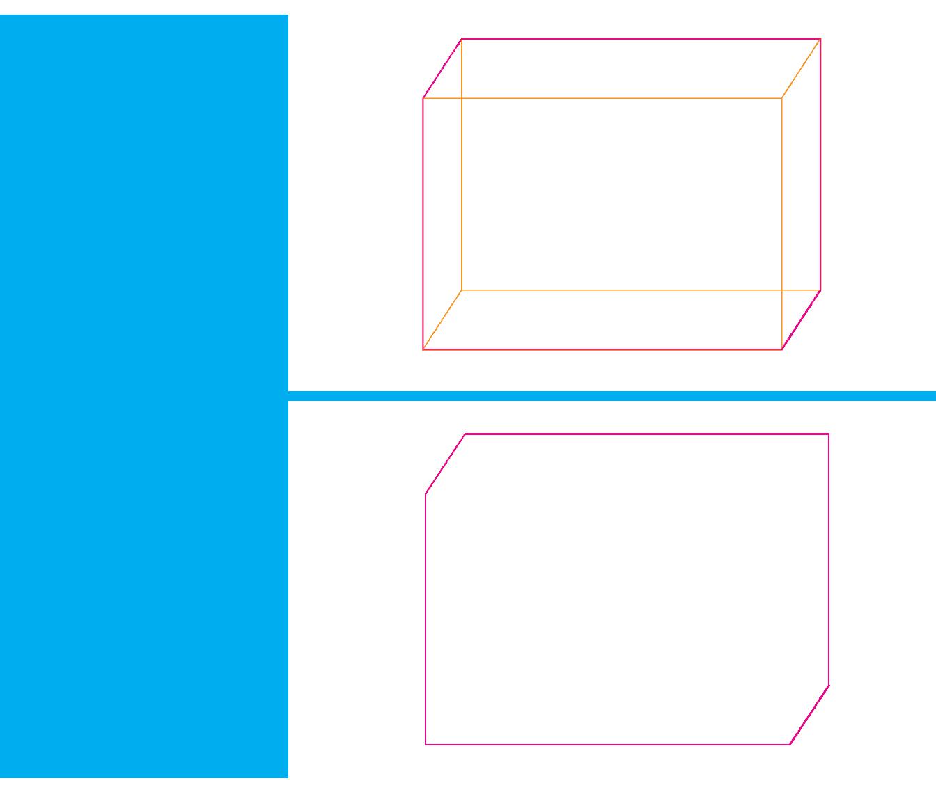 Laumeier 3D to 2D