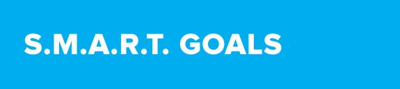 SMART Goals header