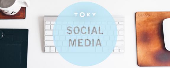 TOKY Social Media guides